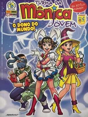 Capa: Turma da Mônica Jovem - 1ª Série 13