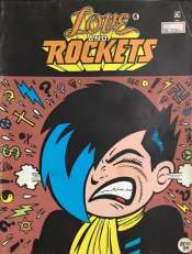<span>Love and Rockets 4</span>