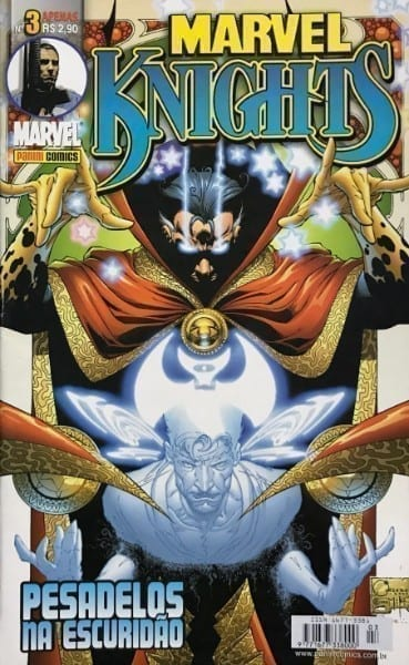 Capa: Marvel Knights (1ª Série) 3