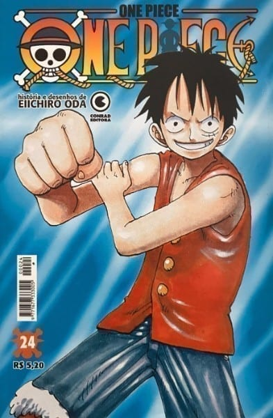 Capa: One Piece - Conrad 24