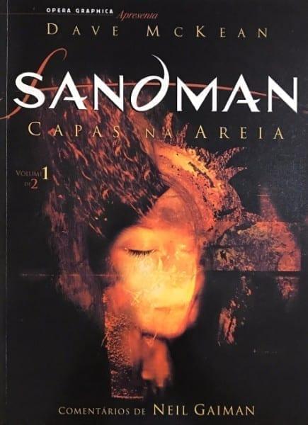 Capa: Sandman - Capas Na Areia 1