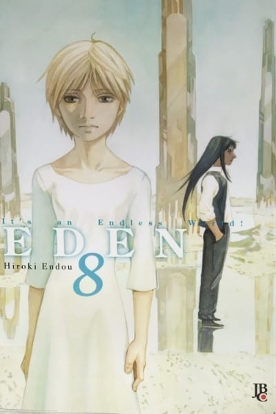 Capa: Eden: It's An Endless World (Nova Edição JBC) 8