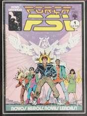 <span>Força PSI – Novos Heróis, Novas Lendas 1</span>