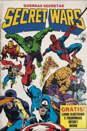 <span>Secret Wars (Guerras Secretas) Abril 1</span>