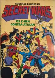 <span>Secret Wars (Guerras Secretas) Abril 5</span>