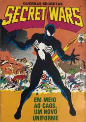 <span>Secret Wars (Guerras Secretas) Abril 8</span>