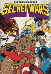<span>Secret Wars (Guerras Secretas) Abril 9</span>