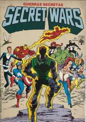 <span>Secret Wars (Guerras Secretas) Abril 11</span>