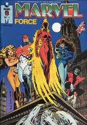 <span>Marvel Force 1</span>