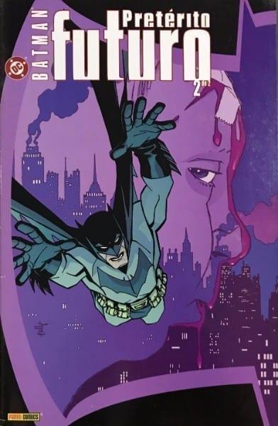 Capa: Batman - Pretérito Futuro 2