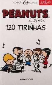 <span>Peanuts – 120 Tirinhas (Coleção 64 Páginas)</span>