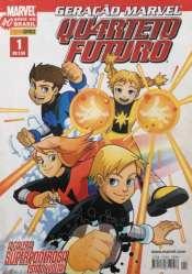<span>Geração Marvel – Quarteto Futuro 1</span>