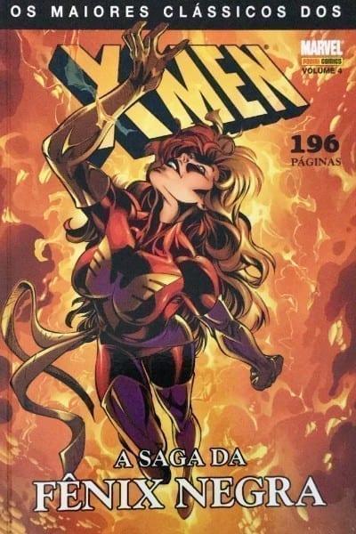 Capa: Os Maiores Clássicos dos X-Men 04