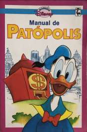 <span>Manuais Disney – Manual de Patópolis</span>