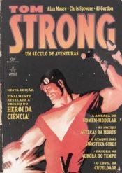 <span>Tom Strong (Encadernado Devir) – Um Século de Aventuras 1</span>