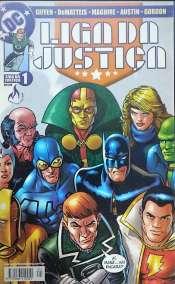 <span>Liga da Justiça – Um Novo Começo 1</span>