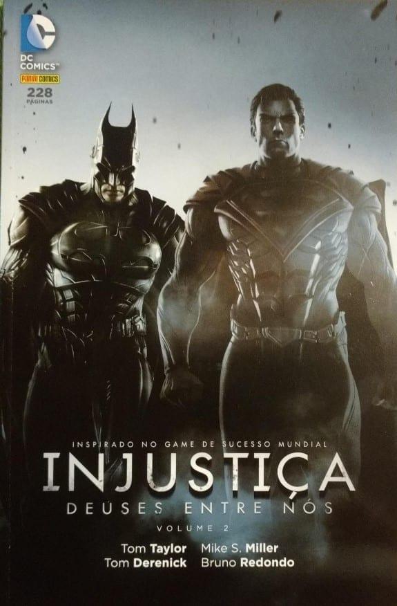 <span>Injustiça – Deuses Entre Nós 2</span>