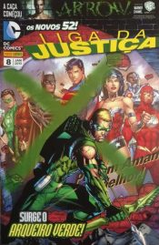<span>Liga da Justiça Panini 2<sup>a</sup> Série 8</span>