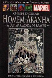 <span>A Coleção Oficial de Graphic Novels Marvel (Salvat) – O Espetacular Homem-Aranha: A Última Caçada de Kraven 9</span>