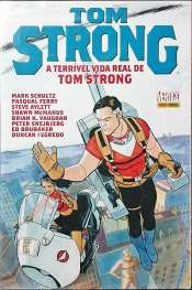 <span>Tom Strong (Panini) – A Terrível Vida Real de Tom Strong 5</span>