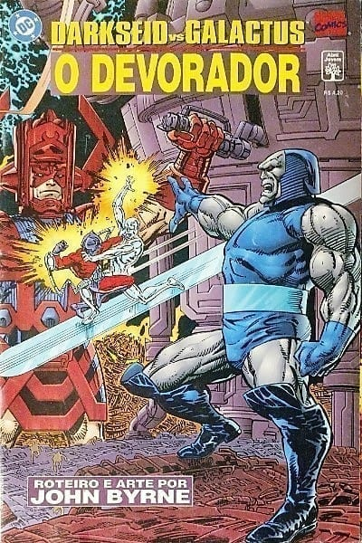 <span>Darkseid Vs. Galactus – O Devorador</span>