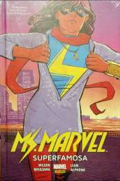 <span>Ms. Marvel: Superfamosa (Capa Dura)</span>