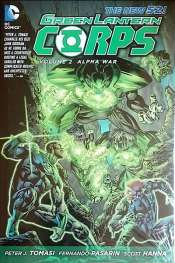 <span>Green Lantern Corps (The New 52) – Alpha War 2</span>