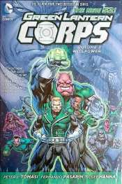 <span>Green Lantern Corps (The New 52) – Willpower 3</span>