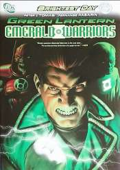 <span>Green Lantern: Emerald Warriors</span>
