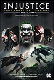<span>Injustice: Gods Among Us – Year One – The Deluxe Edition</span>