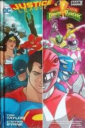 <span>Justice League / Power Rangers 1</span>
