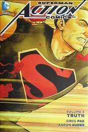 <span>Superman Action Comics (The New 52) – Truth 8</span>