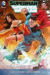 <span>Superman / Wonder Woman (The New 52) – War And Peace 2</span>