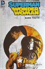 <span>Superman / Wonder Woman (The New 52) – Dark Truth 4</span>