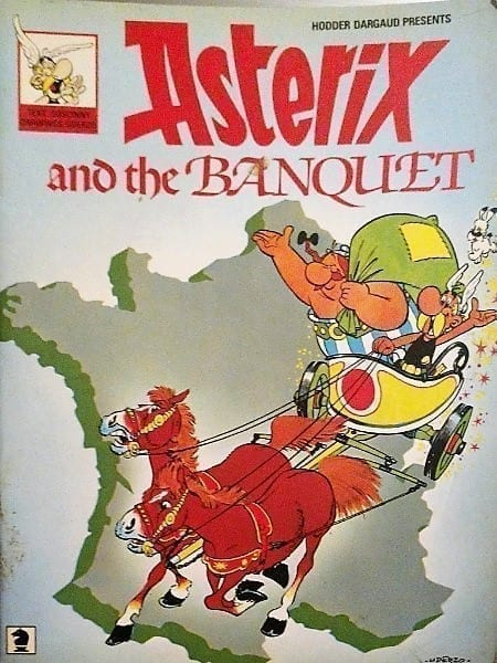 <span>(Hodder Dargaud Presents) Asterix – and the Banquet 0</span>