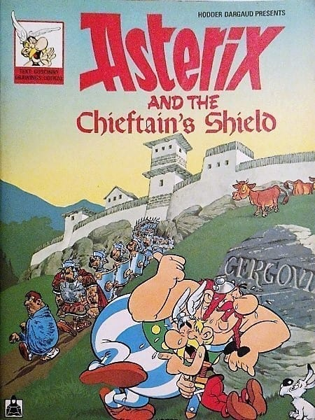 <span>(Hodder Dargaud Presents) Asterix – and the Chieftain's Shield 0</span>