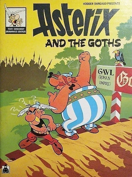 <span>(Hodder Dargaud Presents) Asterix – and the Goths 0</span>