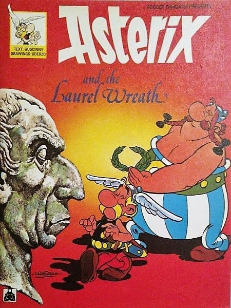 <span>(Hodder Dargaud Presents) Asterix – and the Laurel Wreath 0</span>