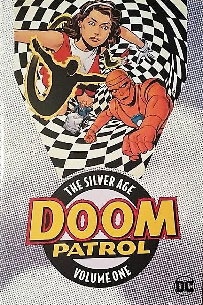 Capa: Doom Patrol: The Silver Age 1