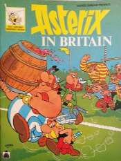 <span>(Hodder Dargaud Presents) Asterix – in Britain 0</span>
