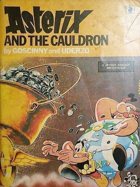 <span>(Hodder Dargaud Presents) Asterix – and the Cauldron 0</span>