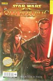 <span>Star Wars Best Seller: The Old Republic (Italiano) – Minaccia di Pace 1</span>