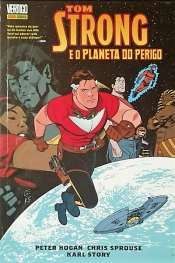 <span>Tom Strong e O Planeta do Perigo</span>