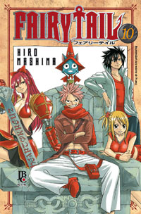 Capa: Fairy Tail 10