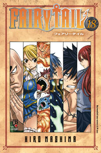 Capa: Fairy Tail 18