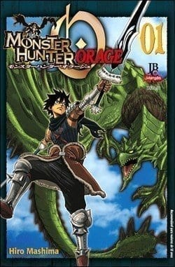 Capa: Monster Hunter Orage 1