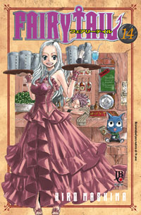 Capa: Fairy Tail 14