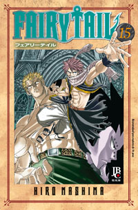 Capa: Fairy Tail 15