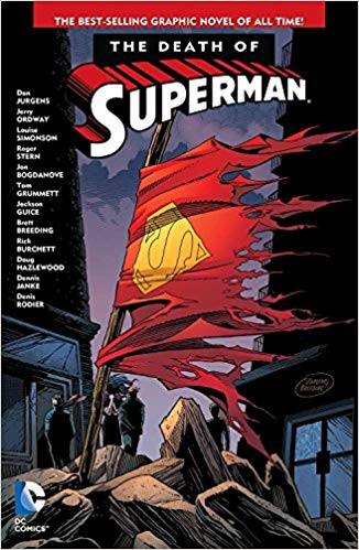 <span>The Death of Superman (Importado)</span>