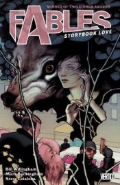 <span>Fables (Graphic Novels – TP Importado) – Storybook Love 3</span>